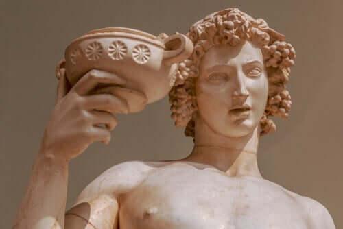 Der Mythos von Dionysos - Gott des Weines und der Freude