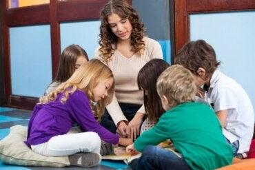 Der Wertebaum als Instrument in der frühkindlichen Erziehung