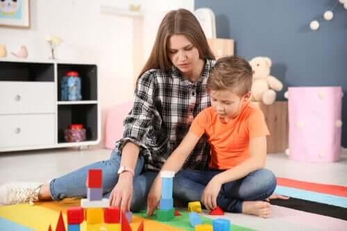 Psychologische Behandlung von Autismus