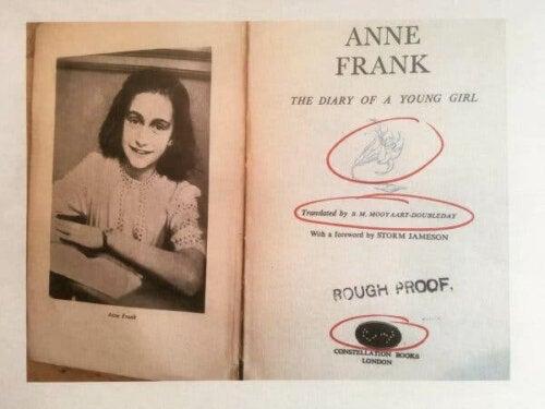 Anne Frank - Tagebuch englisch