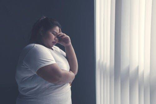Übergewichtige Menschen haben höhere Stresslevel