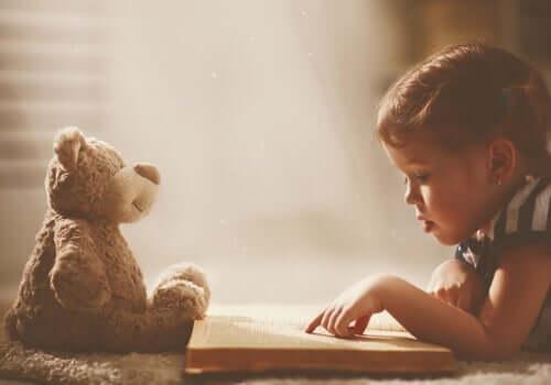 Emotionale Verarbeitung bei Kindern durch Lesen fördern