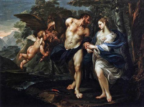 Demeter - Zeus und Jupiter