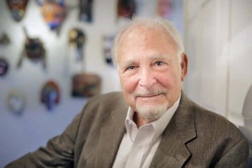 Paul Ekman ist heute einer der wichtigsten Psychologen