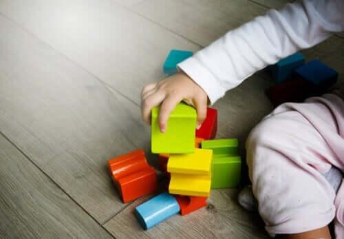 Die psychomotorische Entwicklung - Interventionen