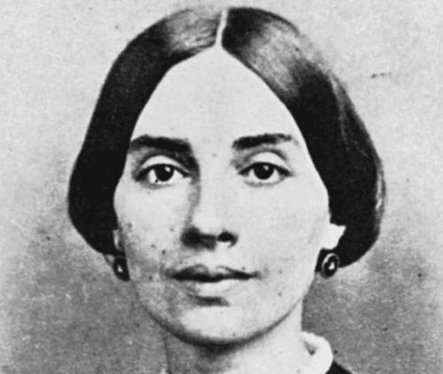 Zu Dickinsons Lebzeiten wurden nur sechs ihrer 1.800 Gedichte veröffentlicht