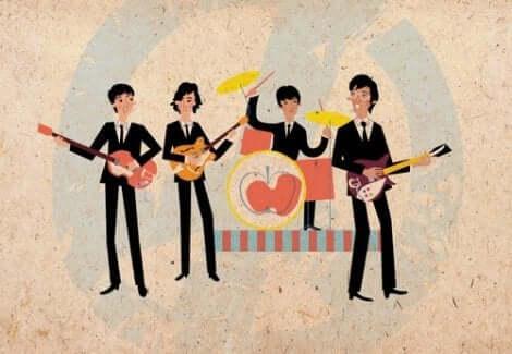 """Die Beatles führten verschiedene Experimente mit """"konkreter Musik"""" durch"""