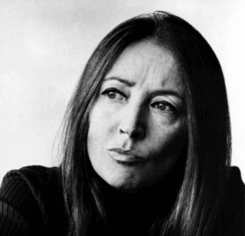 Oriana Fallaci - Die Biographie einer wortgewandten Zeitzeugin