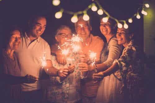 Familienliebe: Akzeptanz, Verständnis und Schutz
