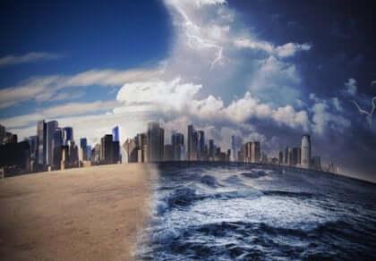 Lösungsaversion - Stadt am Wasser