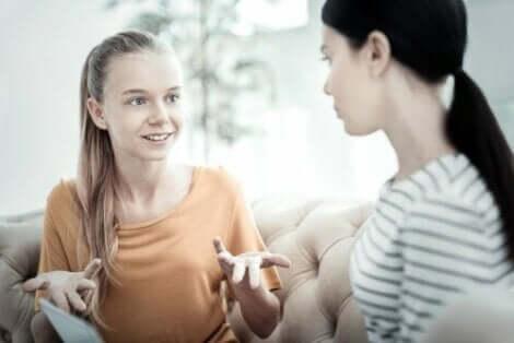 Der Maudsley-Ansatz kann einen Krankenhausaufenthalt verhindern und die Jugendlichen bei ihrer Genesung unterstützen