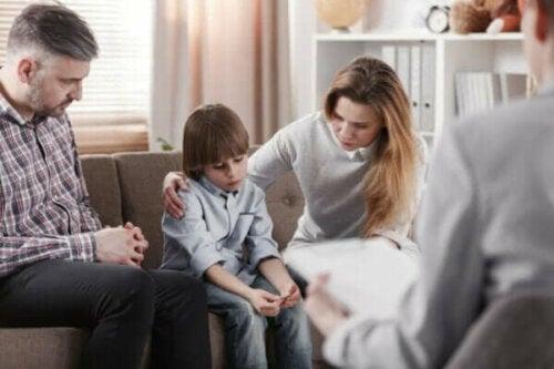 Kinder in Therapie: Behandlung von Dysfunktionalität