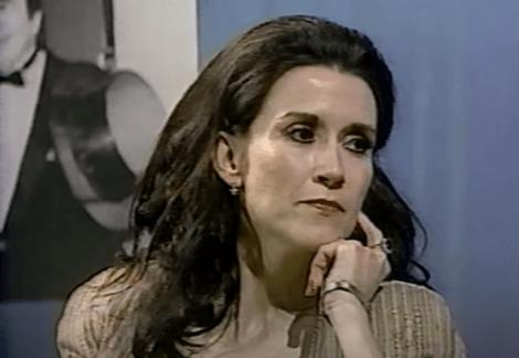 Marilyn vos Savant - bei einem Interview