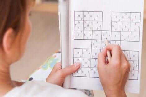 Löse Sudoku-Rätsel, um dein Gehirn fit zu halten