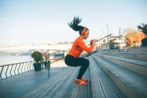 Musik reduziert die wahrgenommene Anstrengung bei körperlicher Betätigung