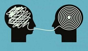Die Korrektur einer Person, die eine falsche Meinung vertritt