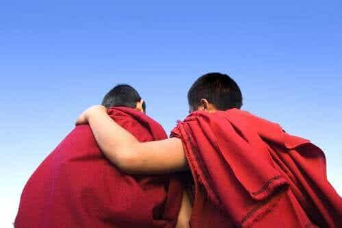 Die tibetischen Mönche, die die Wissenschaftler überraschten