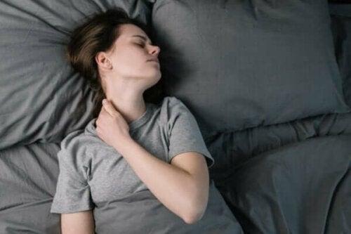 Chronische Schmerzen und Schlaf
