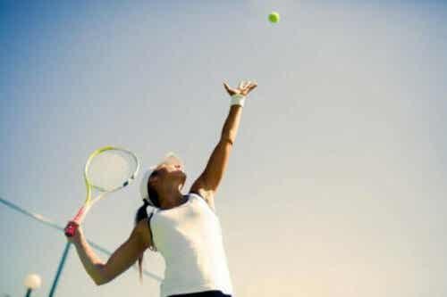 Tennis-Psychologie: Wie man den mentalen Kampf gewinnt
