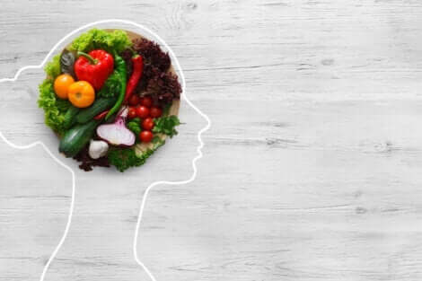 Psychoernährung - Gehirn aus Gemüse