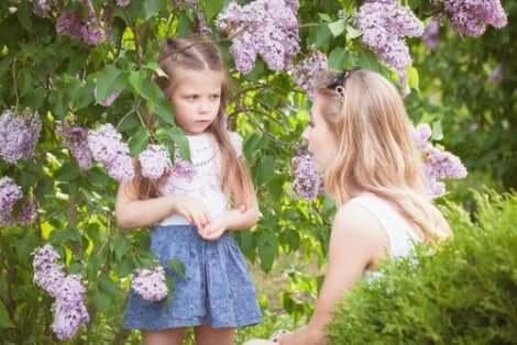 """Für Kinder ist es sehr schwer ein """"Nein"""" zu akzeptieren, da sie extrem egozentrisch sind"""