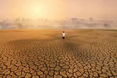 Öko-Angst: Eine Folge des Klimawandels