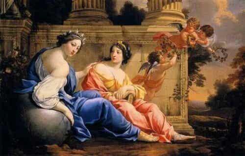 Der Mythos der Musen: Eine Quelle kreativer Inspiration