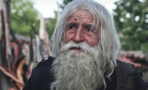 Großvater Dobri: Der heilige Bettler
