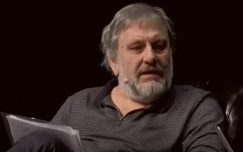 Slavoj Žižek über das, was die Zukunft bringen wird