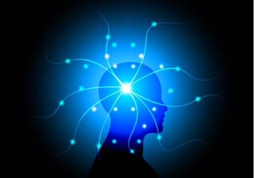 Bewusstseinsstörungen - erleuchtetes Gehirn