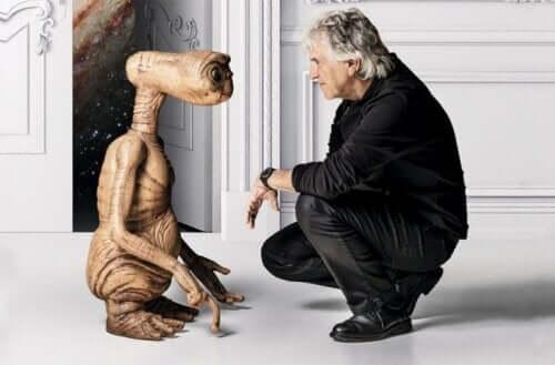 Juan Luis Arsuaga - spricht mit ET