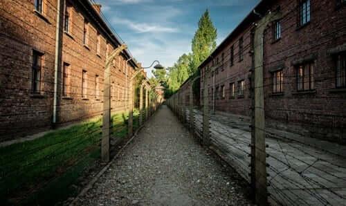 Mala und Edek - im Konzentrationslager