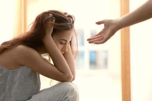 Warum fällt es manchmal so schwer, um Hilfe zu bitten?