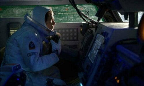 Moon, ein Film von Duncan Jones