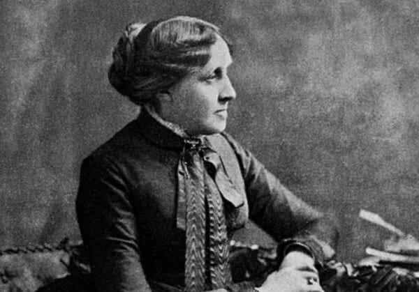 Louisa May Alcott - die Biographie einer Nonkonformistin