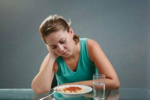 Appetitlosigkeit: Welche Gründe kann es dafür geben?