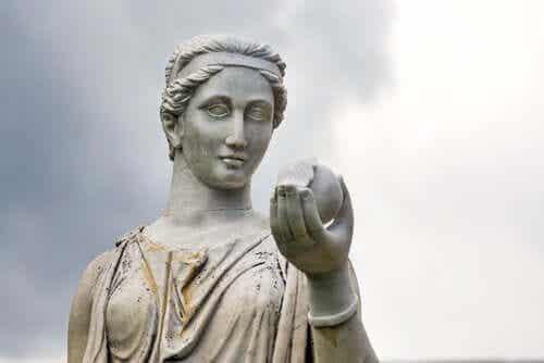 Der Mythos von Hera, der Matronengöttin des Olymp