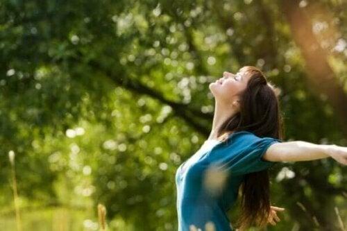 Kann dir die Natur dabei helfen, Stress abzubauen?