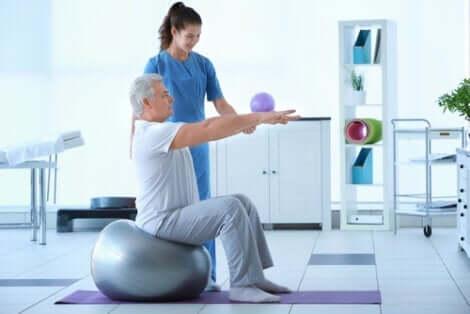 Die gefragtesten Berufe - Physiotherapeut