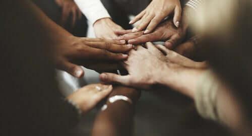 Partnerschaften bilden, um die Ziele zu erreichen