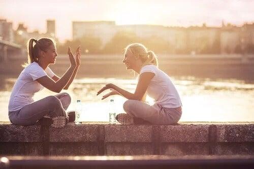 Wie sich Mut zeigen kann - kümmern, lieben, wiedergutmachen