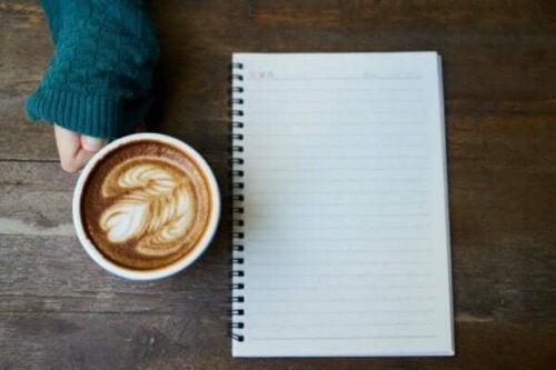 5 einfache therapeutische Schreibübungen