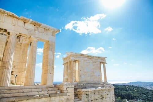 Mythos von Hymen - Akropolis