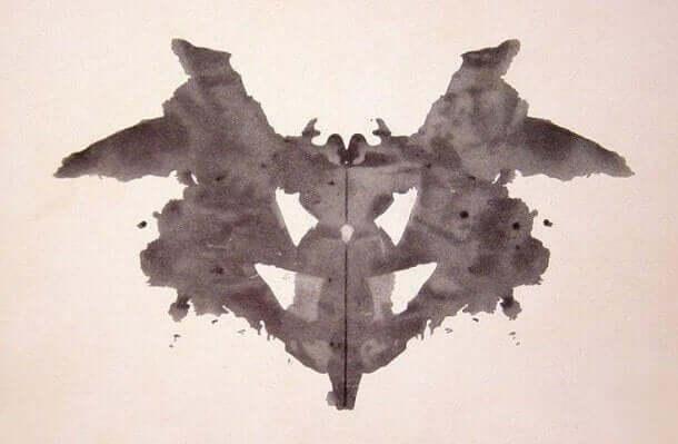 Persönlichkeitstests - Rorschach-Test