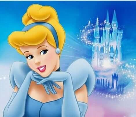 Disneys Prinzessin Cinderella