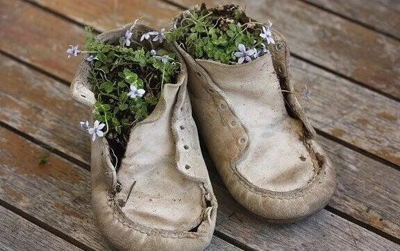 Bei den Inuit kann man gerne nach Schuhen fragen.