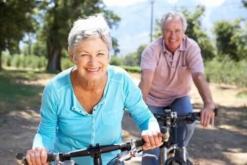 Superager sind körperlich oder geistig so fit, wie andere, die 30 Jahre jünger sind