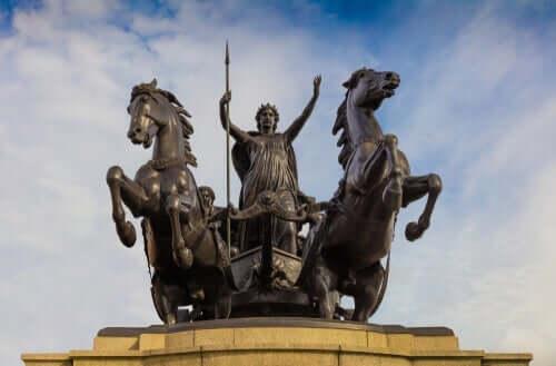 Boudicca, die rebellische Königin und Heerführerin