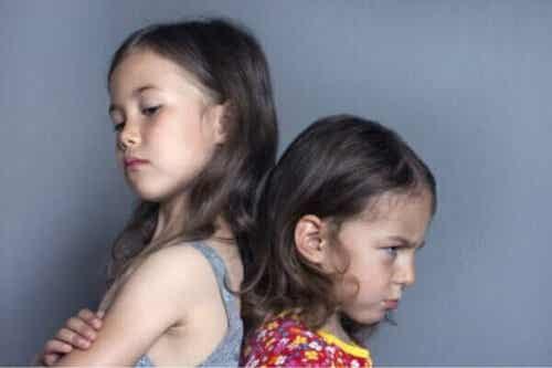 Eifersucht bei Kindern und die Konsequenzen, wenn du diese ignorierst