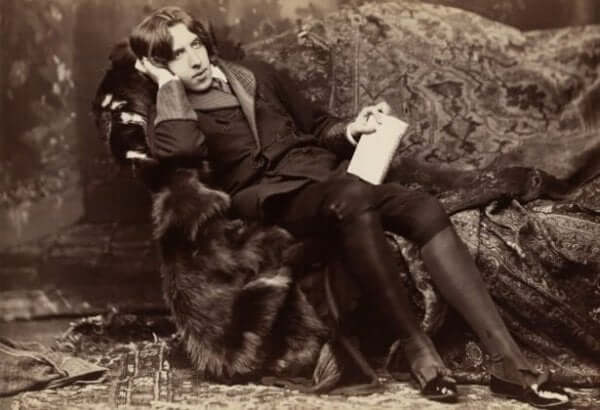 Oscar Wilde - Fotografie